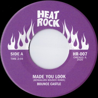 Bounce Castle - Made You Look / Tiger Style