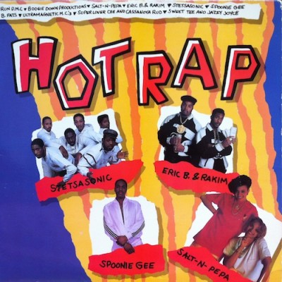Various - Hot Rap