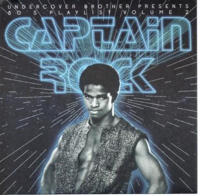 Captain Rock - Cosmic Blast