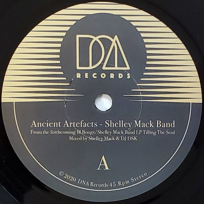 Shelley Mack Band / Ill Boogs - Ancient Artefacts / Seven Five
