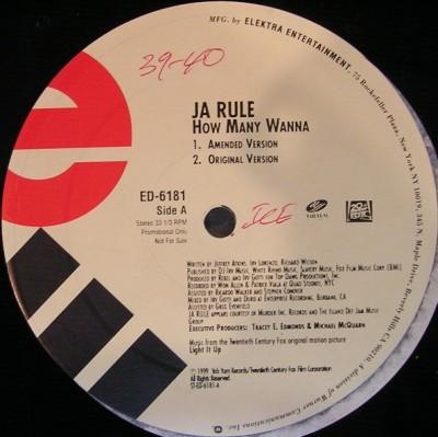 Ja Rule - How Many Wanna