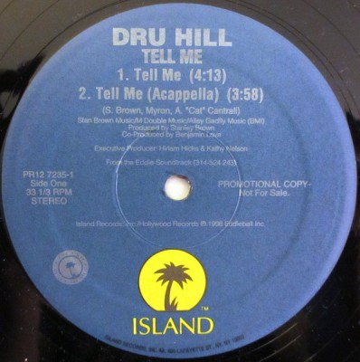 Dru Hill - Tell Me