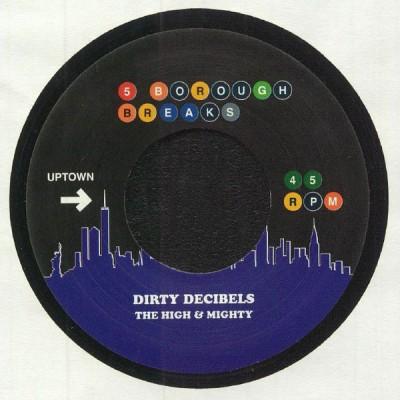 The High & Mighty, Simon Haseley - Dirty Decibels / Hammerhead