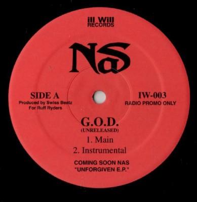 Nas - G.O.D. / The Cross