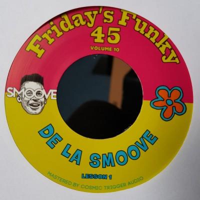 Smoove - De La Smoove : Lesson 1