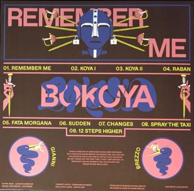 Bokoya - Remember Me + Tiger Crane (Rework)