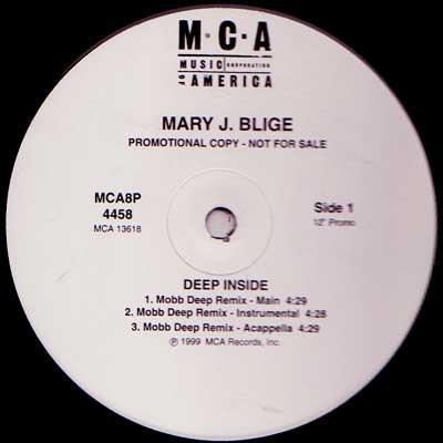 Mary J. Blige - Deep Inside