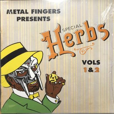 Metal Fingers - Special Herbs Vols 1&2