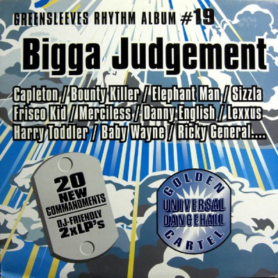 Various - Bigga Judgement