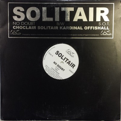 Solitair - No Doubt / S.O.T.