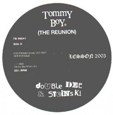 Double Dee & Steinski - The Reunion