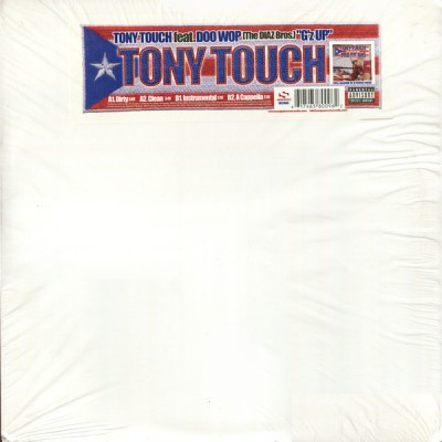 Tony Touch - G'z Up