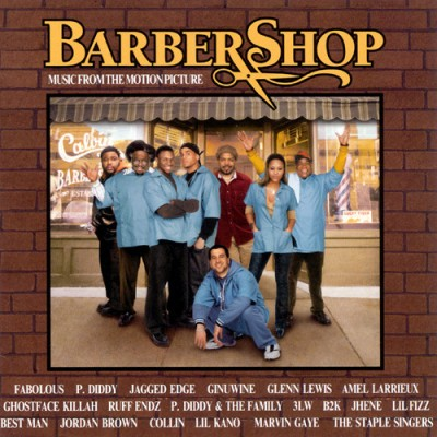 Various - Barbershop Music From The Motion Picture