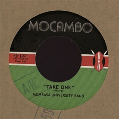 Mombasa University Band - Take One / Campus Rock