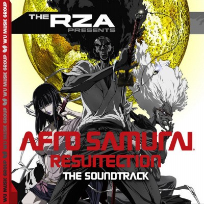 RZA - The RZA Presents Afro Samurai - Resurrection