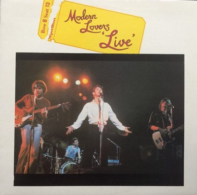 Jonathan Richman & The Modern Lovers - Live