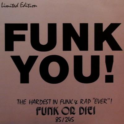 Various - Funk You! Program V