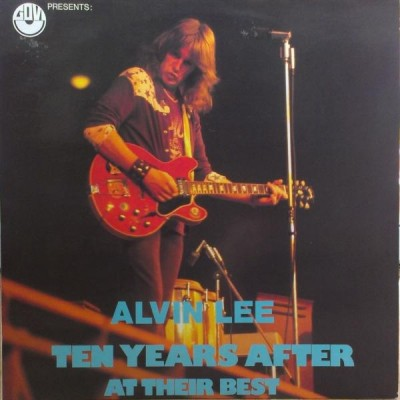 Alvin Lee - At Their Best