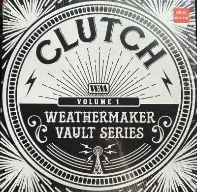Clutch - Weathermaker Vault Series (Volume 1)
