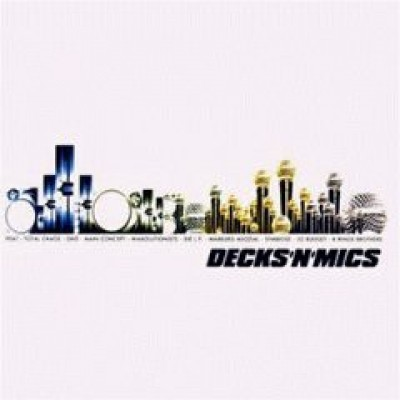 Various - Decks 'N' Mics