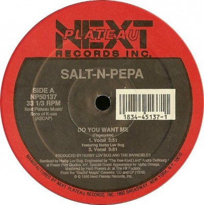 Salt 'N' Pepa - Do You Want Me