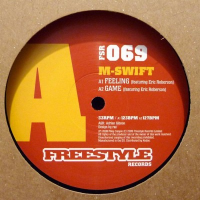 M-Swift - Feeling