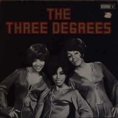Three Degrees, The - The Three Degrees