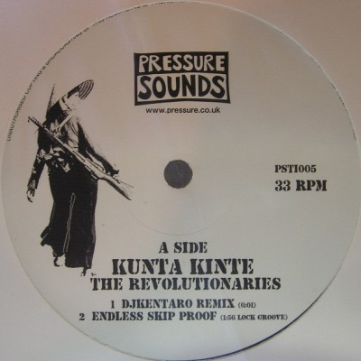 The Revolutionaries - Kunta Kinte  (Kentaro Remixes)