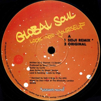 Global Soul - Look Into Yourself