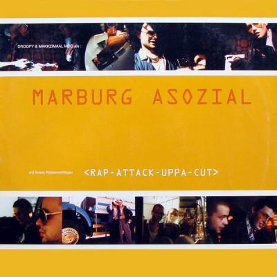 Marburg Asozial - Rap-Attack-Uppa-Cut