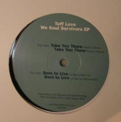 Pete Rock & C.L. Smooth - Tuff Love - We Soul Survivors EP