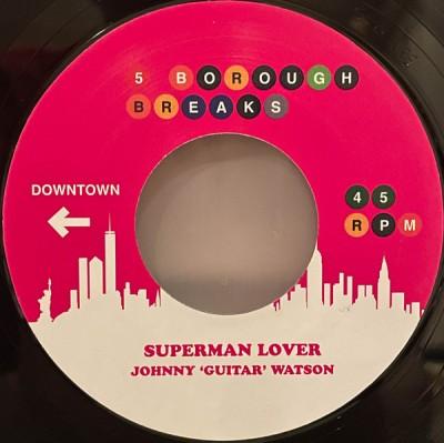 Mad Skillz / Johnny Guitar Watson - Nod Factor / Superman Lover