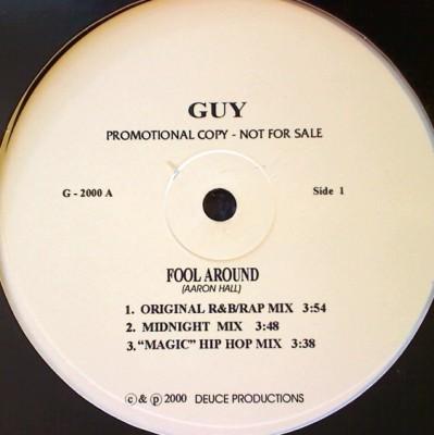 Guy - Fool Around