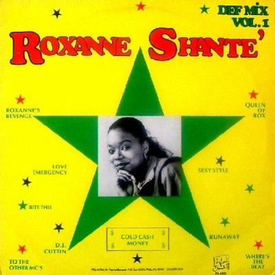 Roxanne Shanté - Def Mix Vol. 1