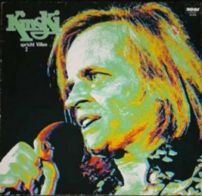 Klaus Kinski - Kinski Spricht Villon 2
