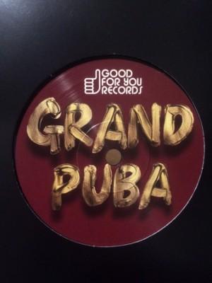 Grand Puba - I Like It / The Jam