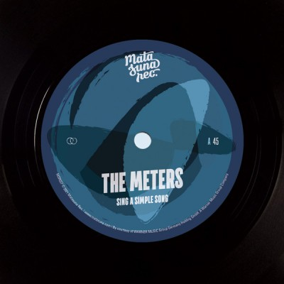 The Meters / The Watts 103rd Street Rhythm Band - Sing A Simple Song / Giggin' Down 103rd