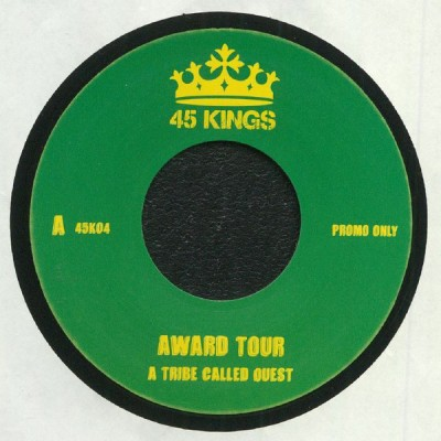 A Tribe Called Quest - Award Tour / Oh My God