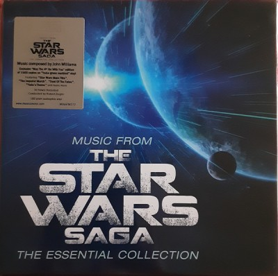 Robert Ziegler - The Star Wars Saga - The Essential Collection