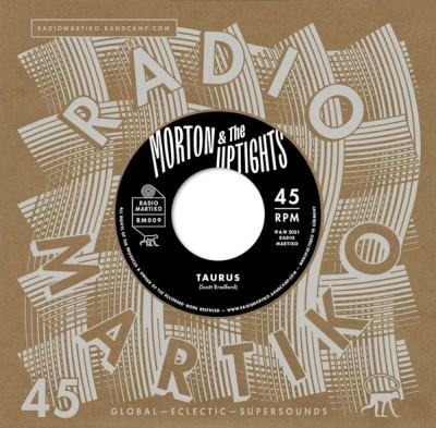 Morton And The Uptights - Taurus / Montego