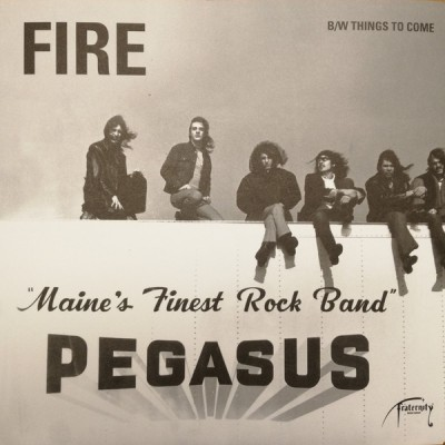 Pegasus - Fire / Things To Come