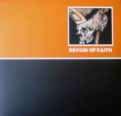 Devoid Of Faith - Purpose Lost
