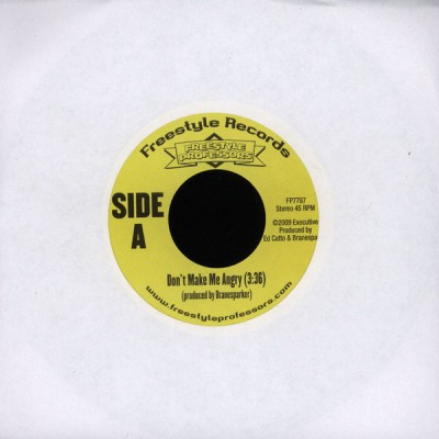 Freestyle Professors - Don't Make Me Angry / New York Swagger (Remix)