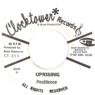 The Uprising / Tower All Stars - Pestilence / Good Version