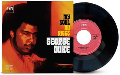 George Duke - My Soul / Au Right
