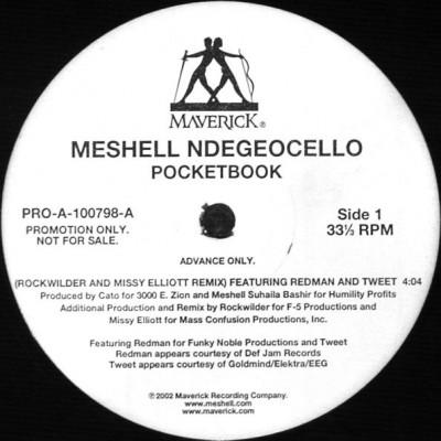 Me'Shell NdegéOcello - Pocketbook