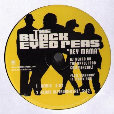 Black Eyed Peas - Hey Mama (Remix)
