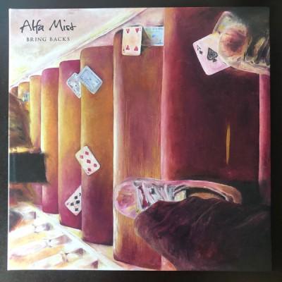 Alfa Mist - Bring Backs (Red Vinyl)