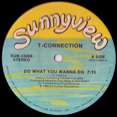 T-Connection - Do What You Wanna Do / At Midnight