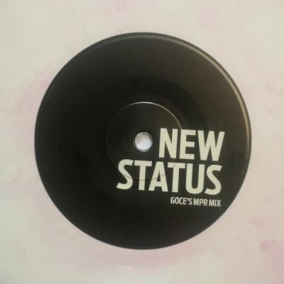 DJ Goce - New Status / Lovin' The Game